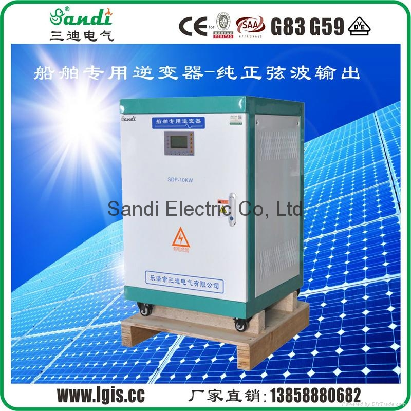 triple output type inverter