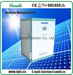30KW Off Grid Inverter with three-Phase
