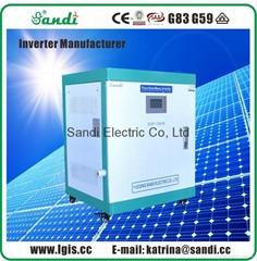 10KW太陽能離網逆變器220VDC轉380VAC
