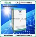 40KW split phase power inverter with 120