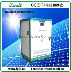 100KW太陽能離網逆變器(三相380VAC)