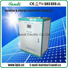 15kw solar off grid inverter with charger controller built in