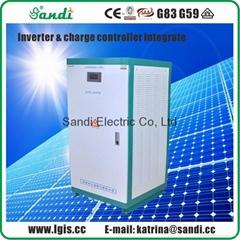20KW光伏发电专用逆变控制充电一体机