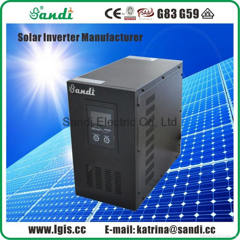 1KW 2KW 3KW Low Frequency Pure Sine Wave Solar Inverter