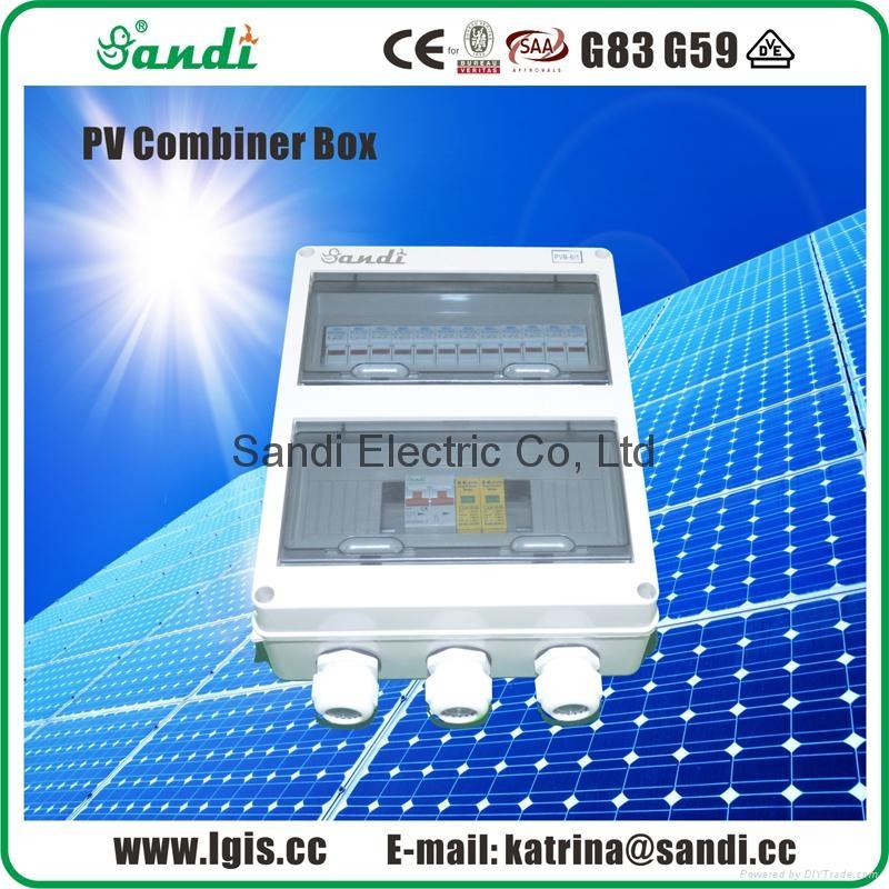 光伏防雷匯流箱,太陽能防雷器,太陽能光伏防雷器