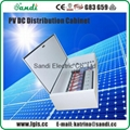 PV DC Power Distribution Combiner Box