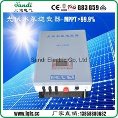光伏太陽能泵水逆變器/光伏揚水逆變器SPI-11KW