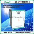 光伏太阳能泵水逆变器/光伏扬水逆变器SPI-37KW