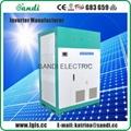 high efficient 250kw solar off grid