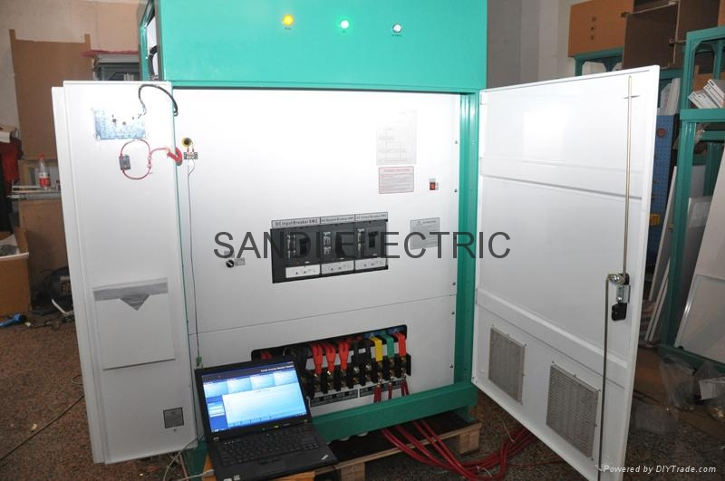Factory direct sale 250KW power inverter off grid for solar system use
