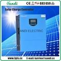 384V solar battery charging controller