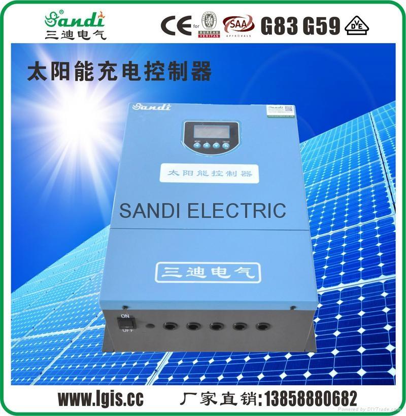 540V 100A PWM太阳能充电控制器