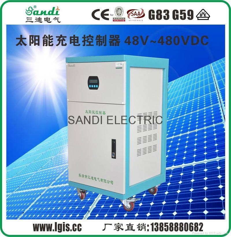 540V光伏充电控制器