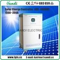 SANDI 540V PWM Charge controller Solar