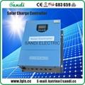220V-100A太陽能充放電控制器