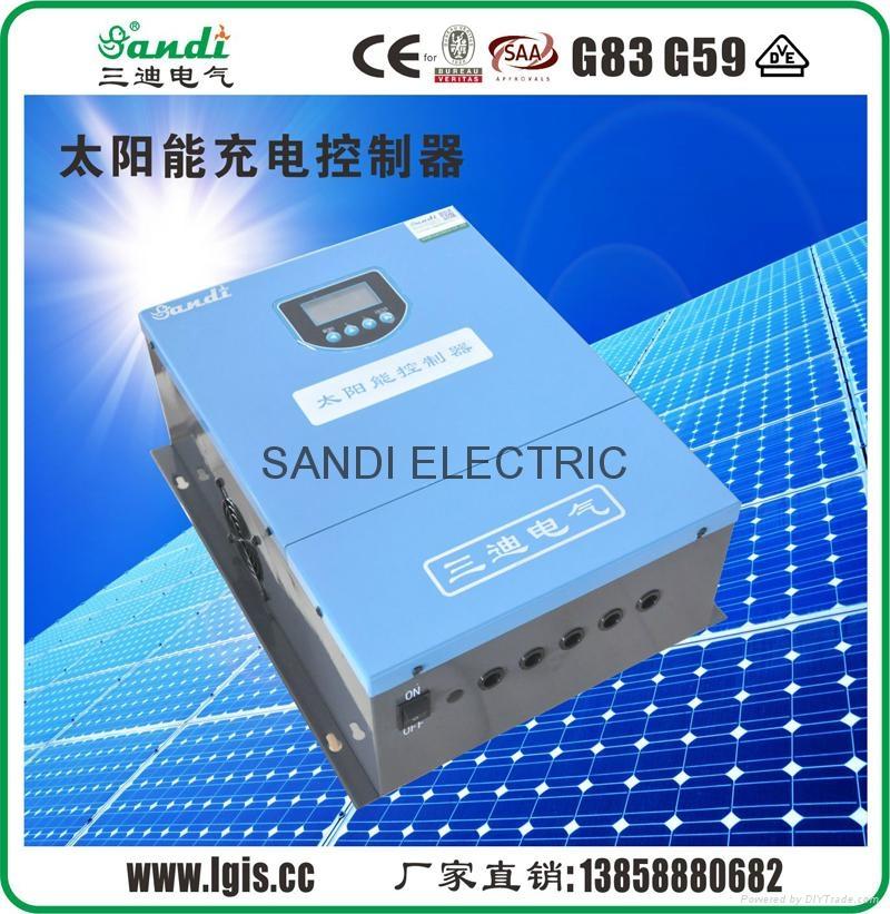 220V-100A太阳能充放电控制器