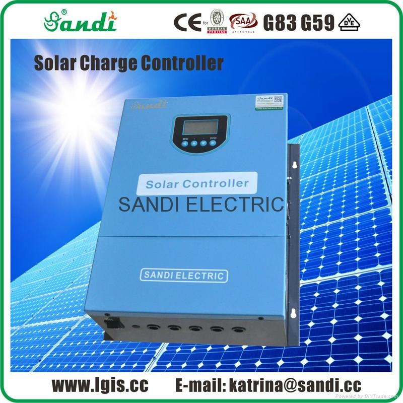 SANDI solar charge controller