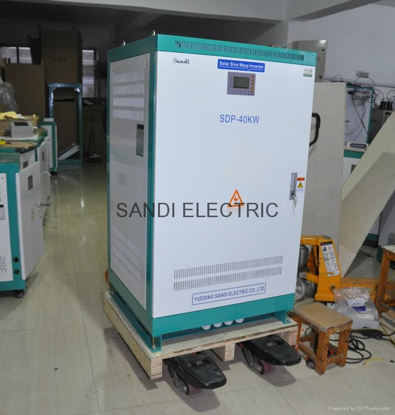 High quality new product 40kw dc/ac solar power inverter