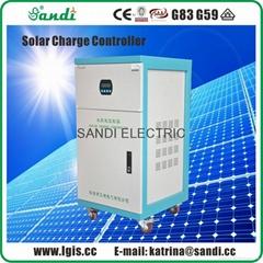 三迪30A~300A PWM太阳能充电控制器48V~540V
