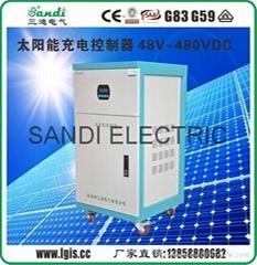 三迪30A~300A PWM太陽能充電控制器