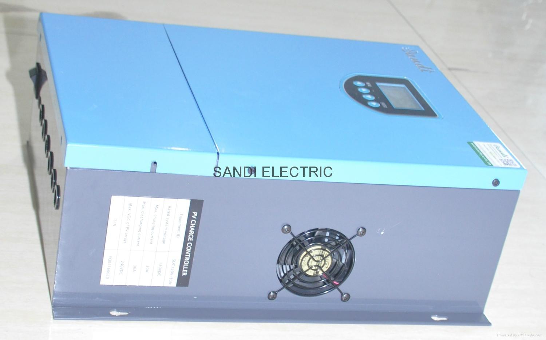 厂家直销太阳能充电控制器 太阳能发电系统控制器