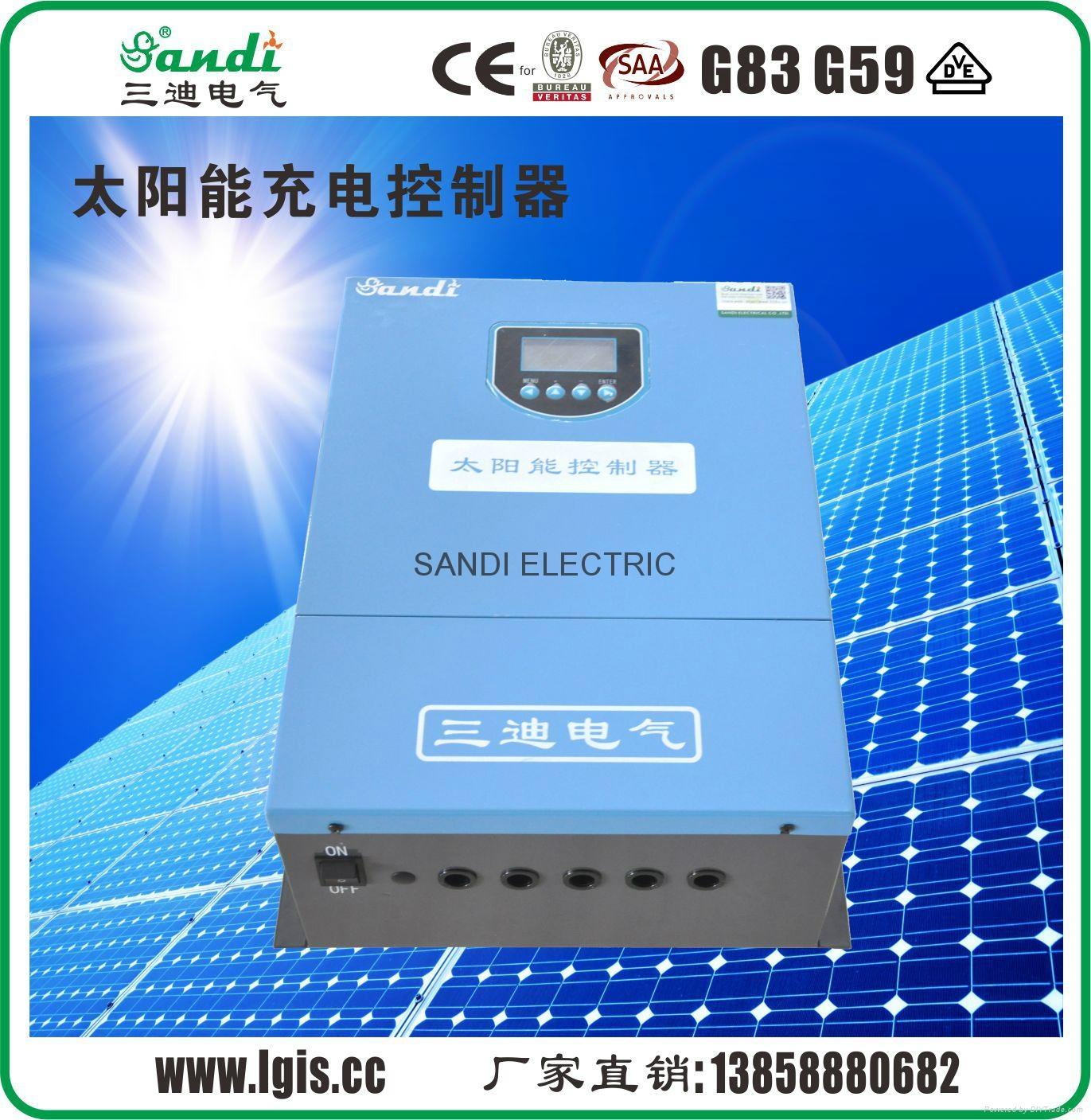 三迪400V太陽能充放電控制器