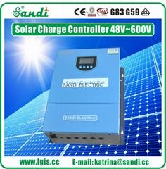 400V 100A太陽能可再生能源儲能電池充電控制器