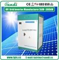 三迪SDP-100KW大功率高效率離網逆變器
