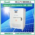10KW Single Phase 220V to Three-phase 380V Converter - SDT-10KW ...