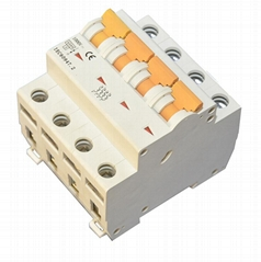 High Voltage 1000V DC Solar Circuit Breaker 10A to 63A