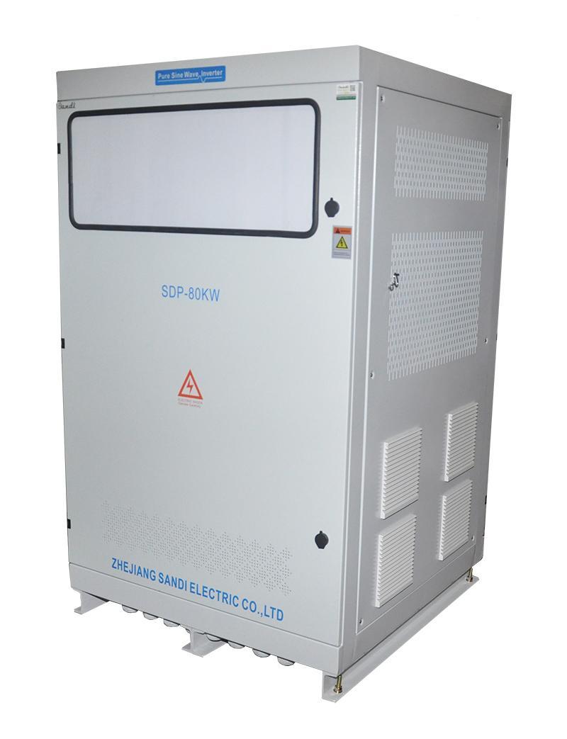 三迪3KW-500KW户外防水逆变器纯正弦波离网太阳能逆变器