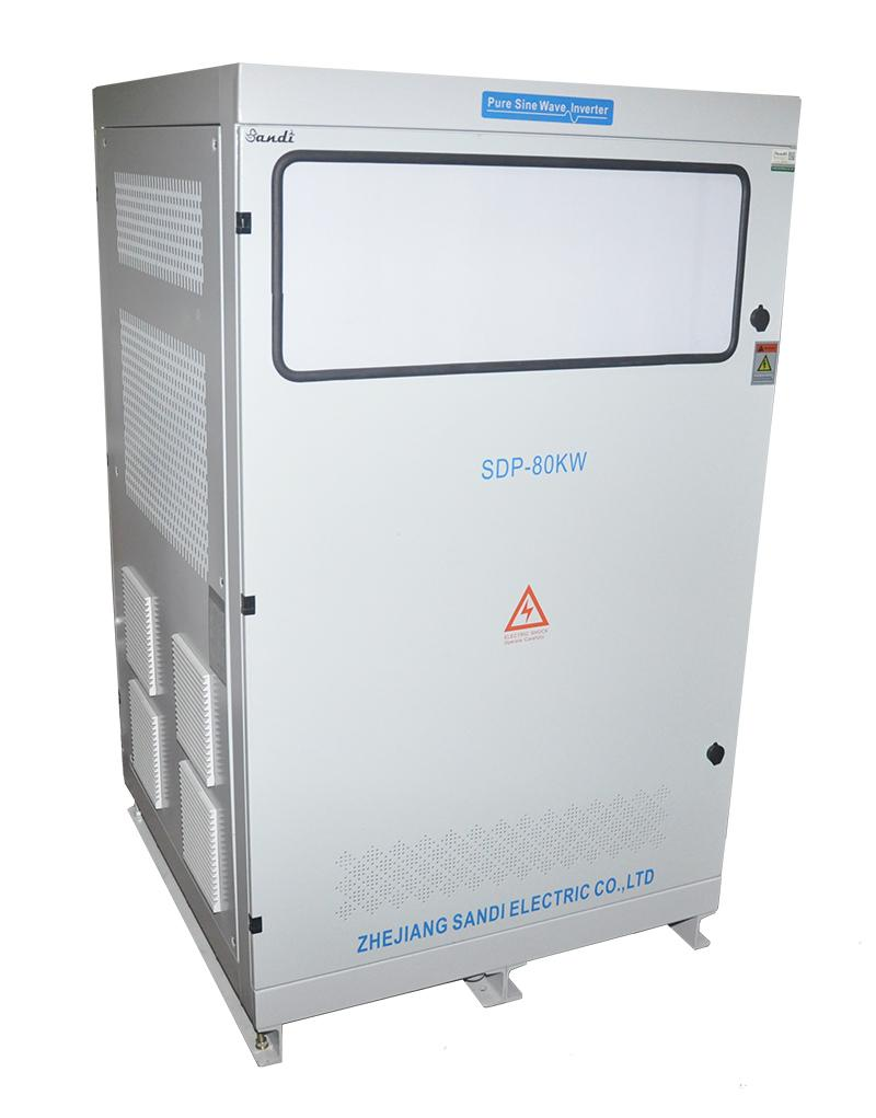 Pure Sine Wave 80kW Off Grid Inverter