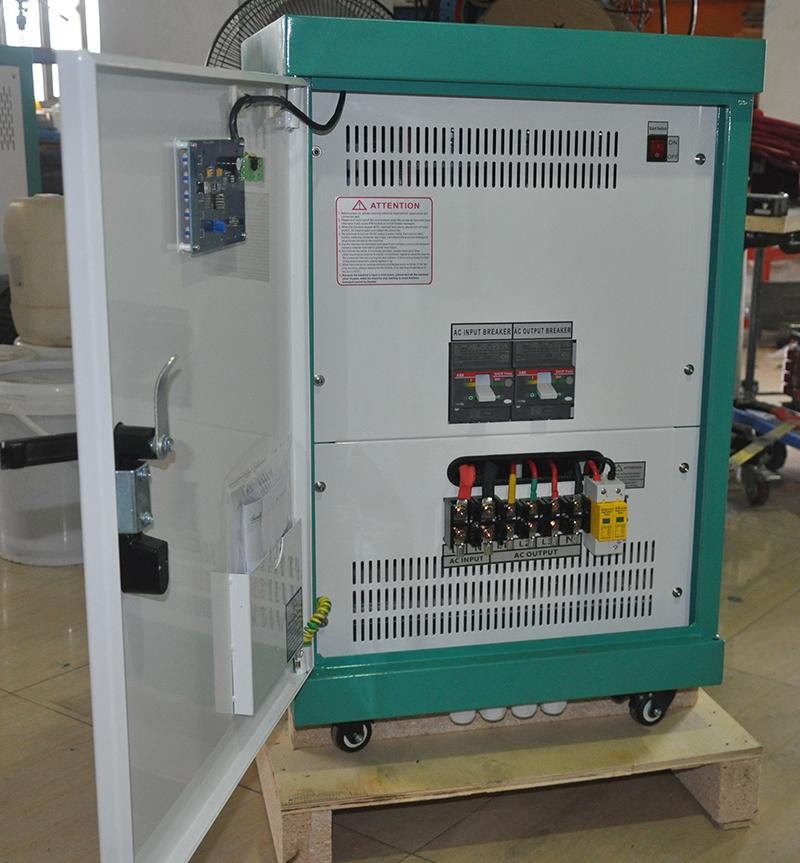 1 phase to 3 phase inverter
