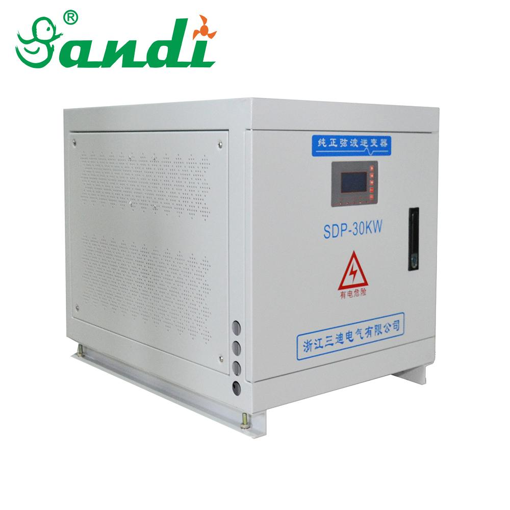 30kW 400VAC boat/vehicle/ship power inverter