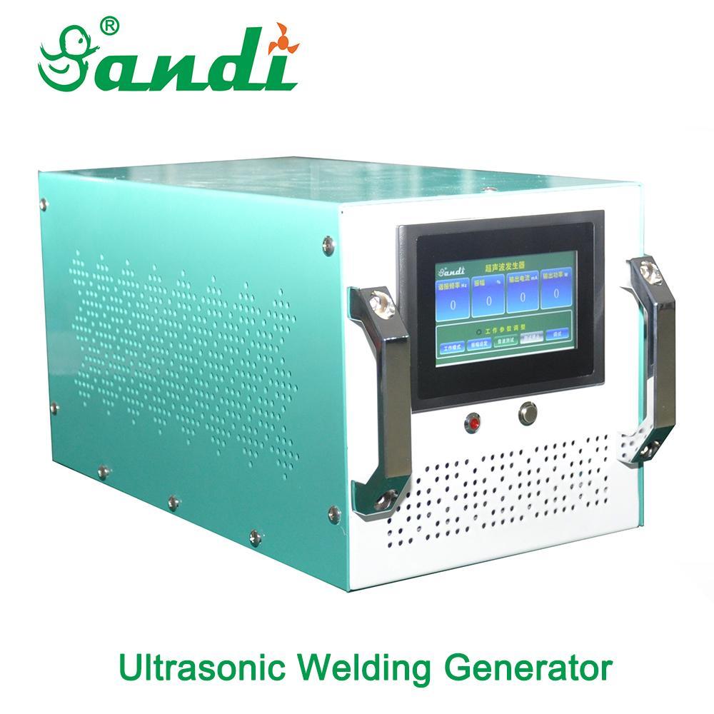 digital ultrasonic power generator