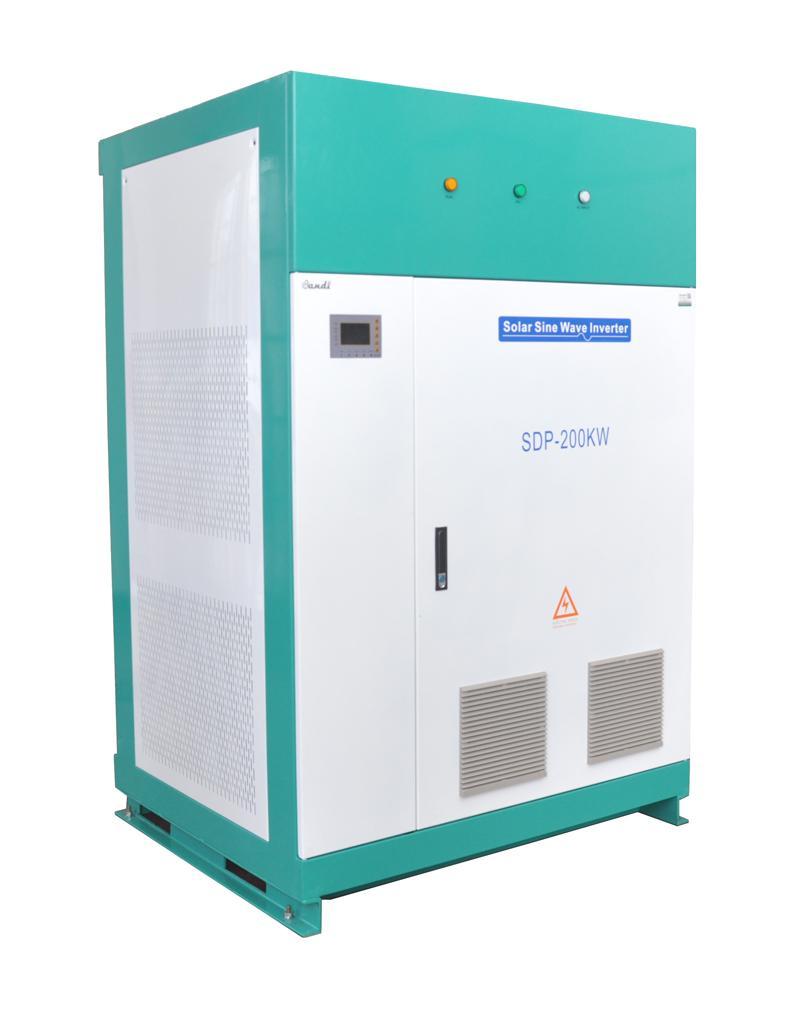 200KW大功率太阳能离网逆变器工频逆变电源