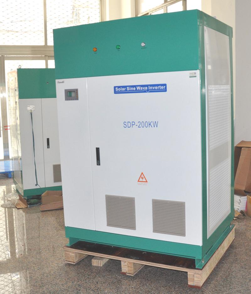 200kw pure sine wave inverter