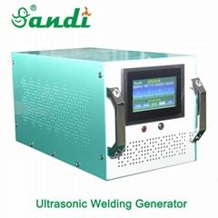 2000W 20KHZ Ultrasonic Generator For N95 Mask earloop Welding Machine