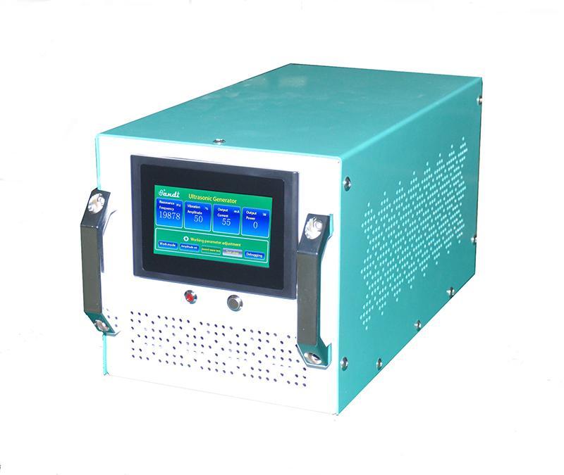 Ultrasonic welding generator transducer Horn for mask earloop welding machine 2