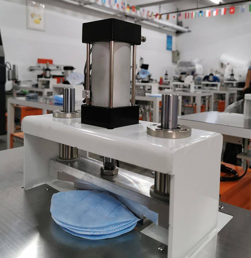 Ultrasonic welding generator transducer Horn for mask earloop welding machine 3
