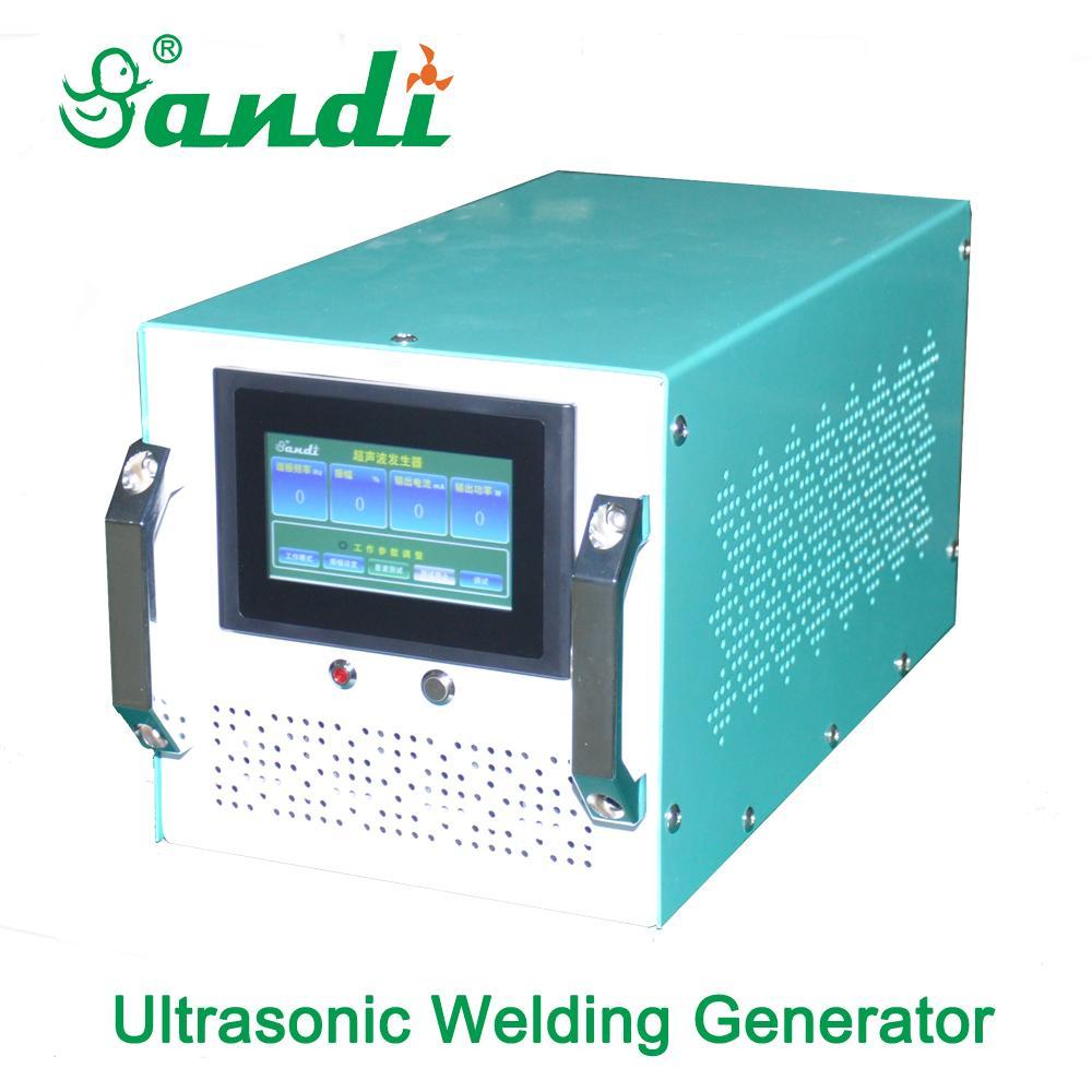 Ultrasonic generator used on Earloop welding machine