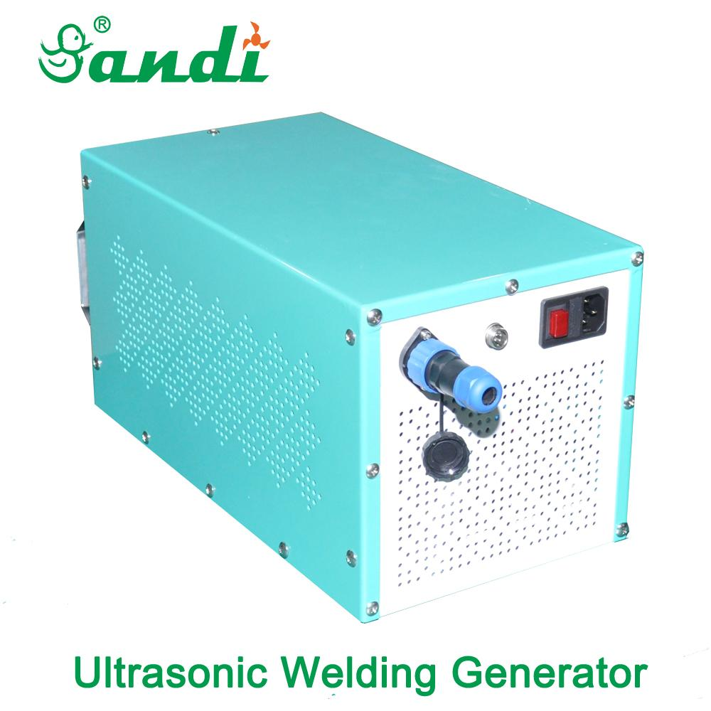ultrasonic power generator welding system for the automatic mask making machine