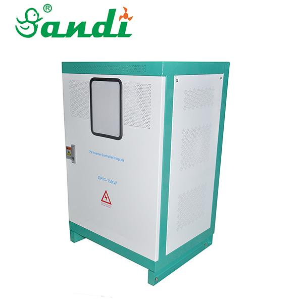 30kw Integrated off grid solar Inverter with built-in solar charge controller