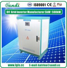 Off-Grid Pure Sine Wave Inverter