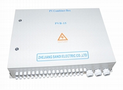 PV String junction Box 1000V Solar DC Combiner Box use for solar panel system