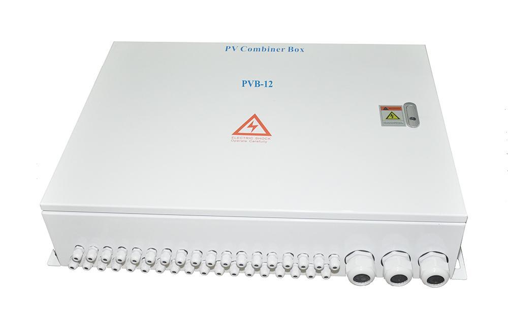三迪光伏陣列防雷匯流箱PVB-12/1光伏發電專用匯流箱1000V