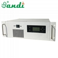 Advanced solar charge controller with