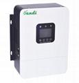 高效率太陽能充電控制器50A/