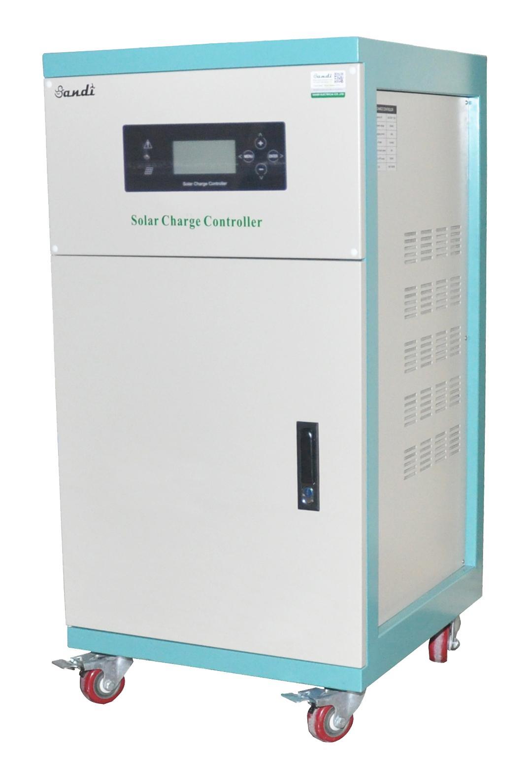 三迪30A~300A PWM太阳能充电控制器48V~600V