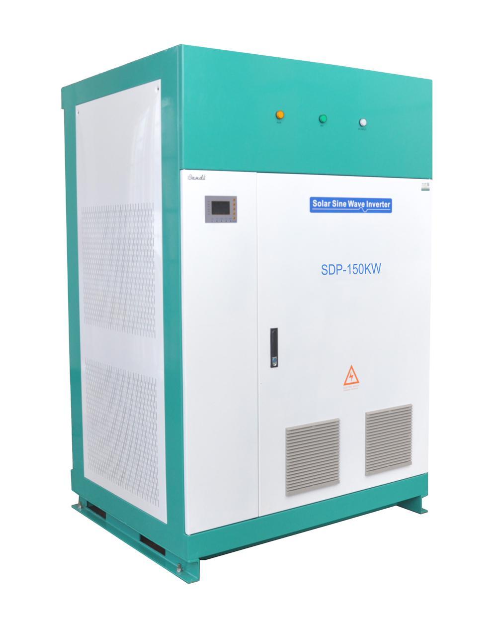 off grid inverter 380V solar power inverter SDP-150KW three phase inverter